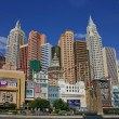 Постер, плакат: LAS VEGAS SEP 4: New York New York hotel casino creating the i