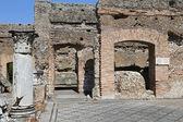 Hadrian'ın villa antik kalıntıları (villa adriana i̇talyanca) — Stok fotoğraf