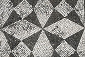 Mosaikgolv — Stockfoto