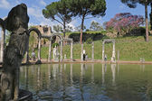 Canopus of the Hadrian - The Hadrian's Villa — Stock Photo