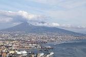 Napoli, Landscape — Fotografia Stock