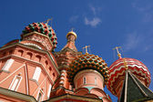 Vasiliy Blajenniy Cathedral — Stock Photo