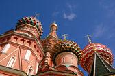 Vasiliy Blajenniy Cathedral — Fotografia Stock