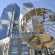 Stock Photo: Columbus Circle