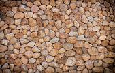 自然石の壁の背景として — ストック写真