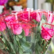 Stock Photo: Pink rose bouquet
