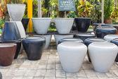 Jar handicraft — Stock Photo