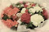 Valentines rose flower — Foto de Stock