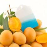 Tropical Thai Fruit — Stock Photo