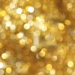 Golden light background — Stock Photo