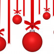 Stock Photo: Hanging ornaments