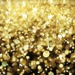 Photo: Bright gold glitter