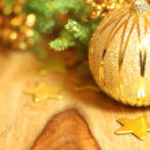 Christmas background — Stock Photo #34225439
