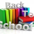 Back to school — Stock Photo #50381123