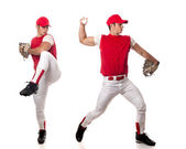 Baseball Player — Stock Photo