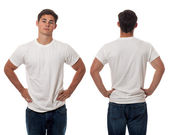 Casual Young Man — Stock Photo