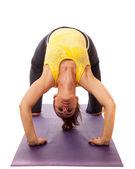 Yoga Pose — Stock Photo