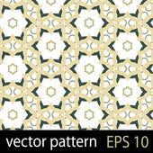 бесшовный цветочный фон фон — Cтоковый вектор