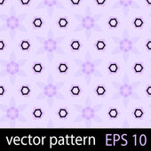 Pink and lilac geometric figures seamless pattern scrapbook paper set — ストックベクタ