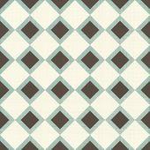 Seamless geometric pattern fabric texture — Stock Vector