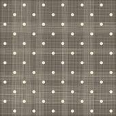 Brown polka dot seamless textured pattern — Stock Vector