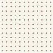 Polka dot retro seamless pattern — Stock Vector