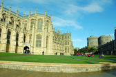 Castelo de windsor, inglaterra — Foto Stock