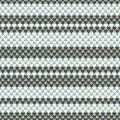 Retro naadloze hart patroon — Stockvector