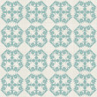 Seamless pattern with Victorian motif — Stock Vector #40160659