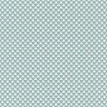Seamless hearts polka dot pattern — Stock Vector