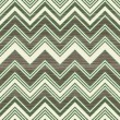 Geometric zigzag pattern with fabric texture — Stock vektor