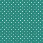 Seamless hearts polka dot pattern — Stock Vector #40162401