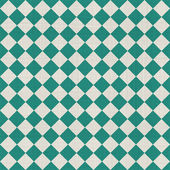 Seamless background with fabric texture in green and grey — ストックベクタ