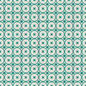 Seamless background with fabric texture in green and grey — Vetorial Stock