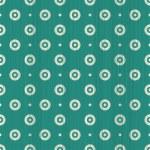 Abstract polka dot geometric pattern — Stock Vector #43254031