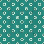 Abstract polka dot geometric  pattern — Stock Vector