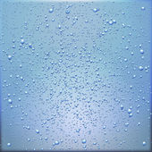 Water drops condensation — Photo