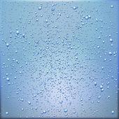 Water drops condensation — Stockfoto