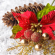Royalty-Free Stock Photo: Christmas composition.