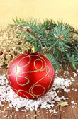 Weihnachtsfeier — Stockfoto
