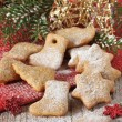 Christmas cookies. — Stock Photo #13883233