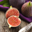 Sweet figs. — Stock Photo