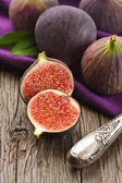 Sweet figs. — Stockfoto