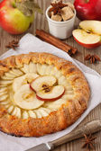 Apple pie. — Stock Photo