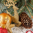 Christmas decoration. — Stock Photo #14723105