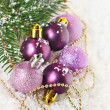 Christmas decoration. — Stock Photo #14723877