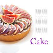 Cheesecake. — Stock Photo