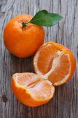 Tangerines. — Foto Stock