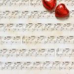 Valentine hjärtan — Stockfoto