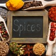 Herbs and spices. — Stock Photo